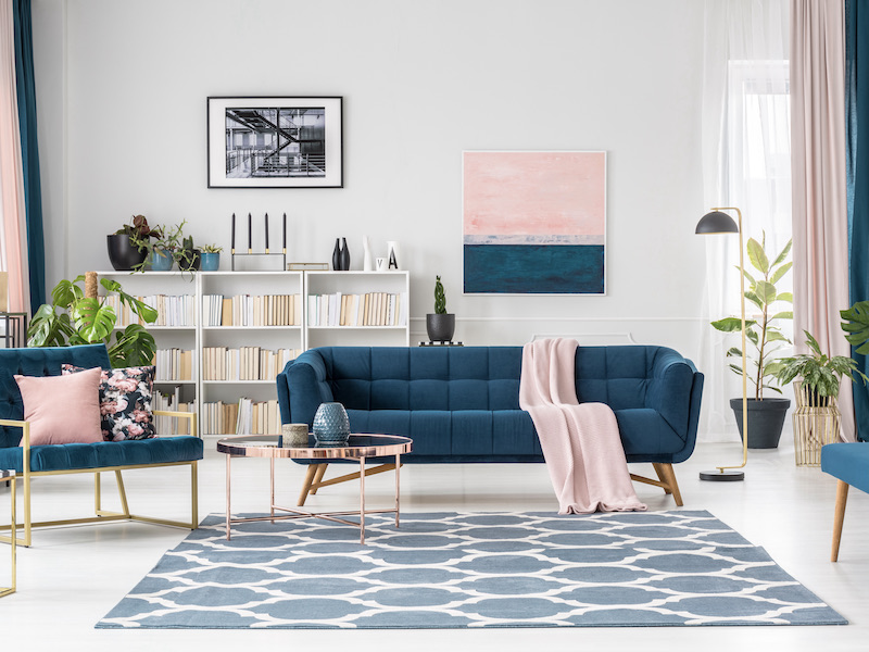 How Room Color Can Influence Your Mood