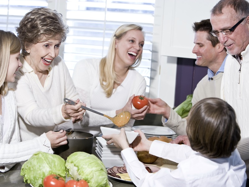 Moving In: 5 Ways to Expand Your Home and Share Space with Aging Parents